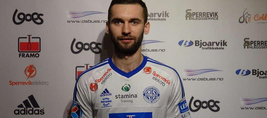 Damian Garbacik ma za sobą występy w młodzieżowych reprezentacjach kraju