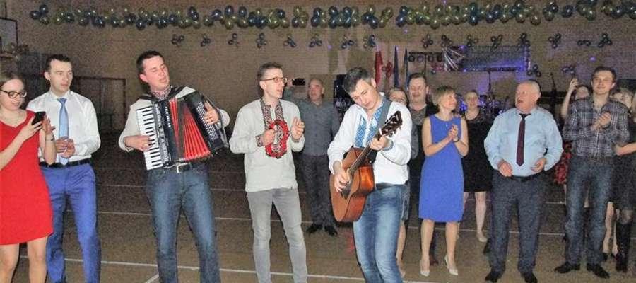 Miłośnicy ukraińskich rytmów bawili się na Małance