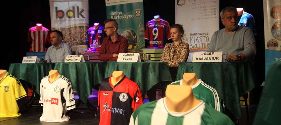 Uczestnicy ubiegłorocznego finału Konkursu Wiedzy o Sporcie