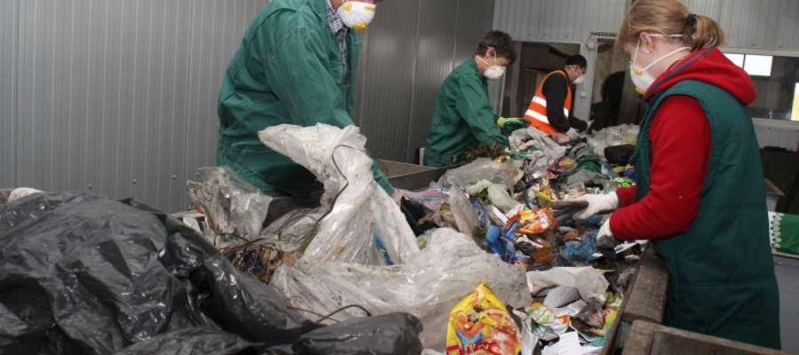 Według prognozy w 2019 roku mieszkaniec Kętrzyna może wyprodukować 495 kilogramów odpadów