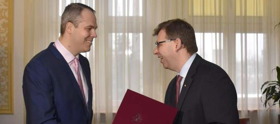 Tenisista Jiri Vrablik otrzymuje obywatelstwo polskie