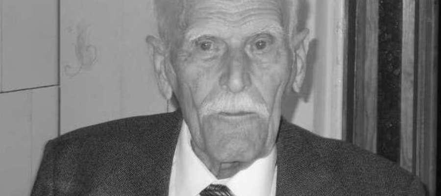 Franciszek Karpa urodził się 5 października 1915 r. w Działdowie