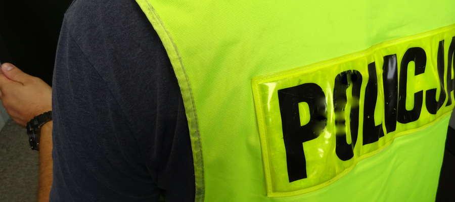 Policjanci odnaleźli skradziony telewizor