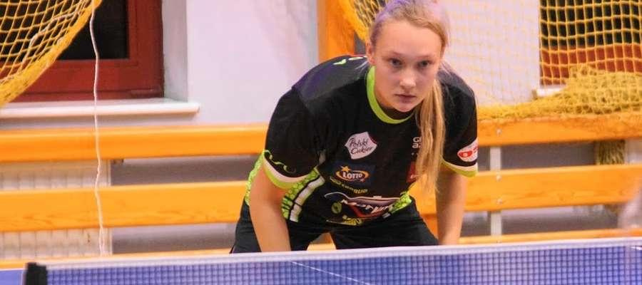 Marta Kawiak dopiero w grze finałowej straciła szansę na awans do 3. GPP juniorek
