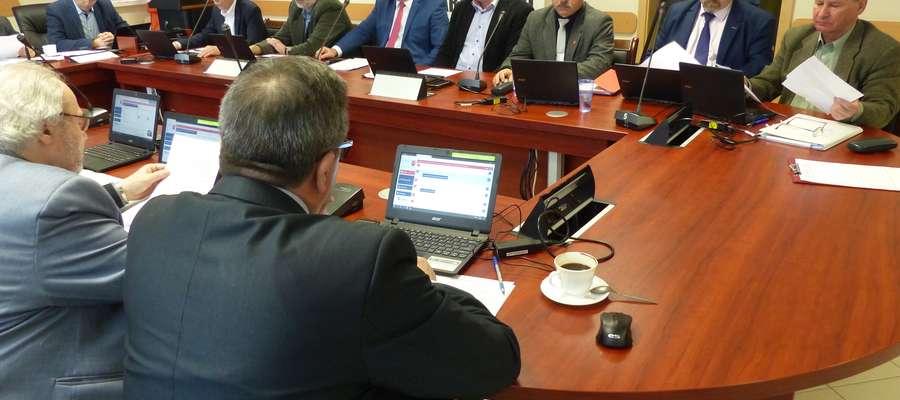 Sesja Rady Powiatu Bartoszyckiego z 15 lutego 2019 roku