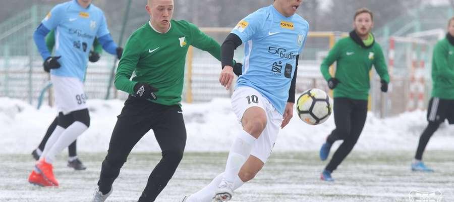 Roczną umowę z olsztyńskim klubem podpisał Japończyk Kensuke Enjo