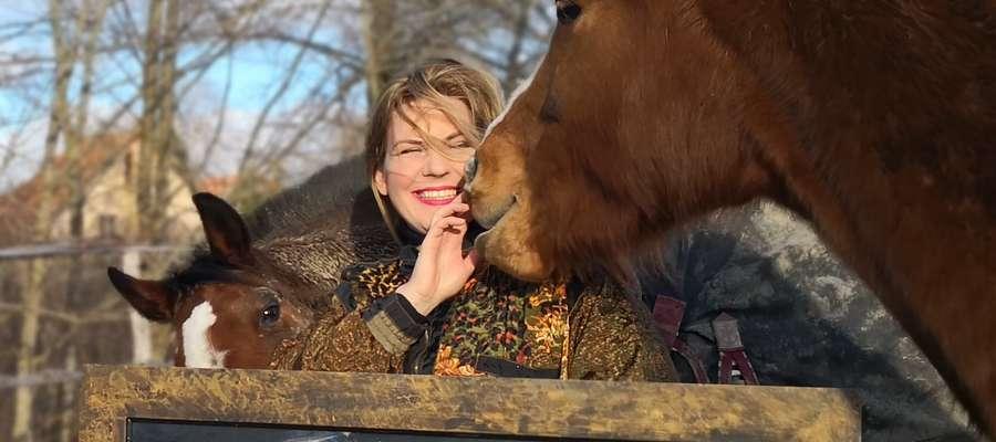 Warmia i konie to wielka miłość w moim życiu