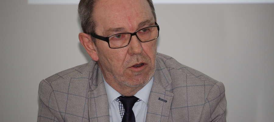 Janusz Welenc znów przypomniał o potrzebie budowy drugiej nitki obwodnicy