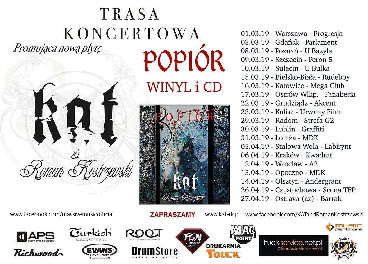 KAT & R. Kostrzewski - Nowy Andergrant 14.04.2019  - full image