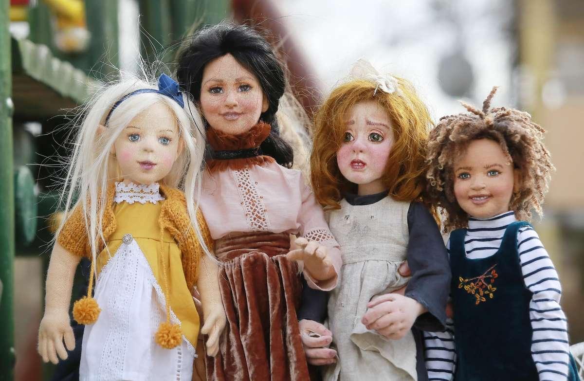 Justyna Kędzierska lalki