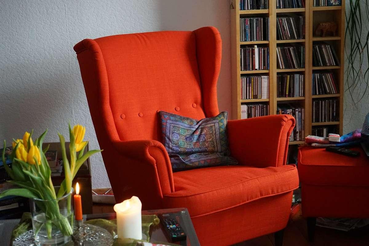 Jak wybierałam fotel do salonu… - full image