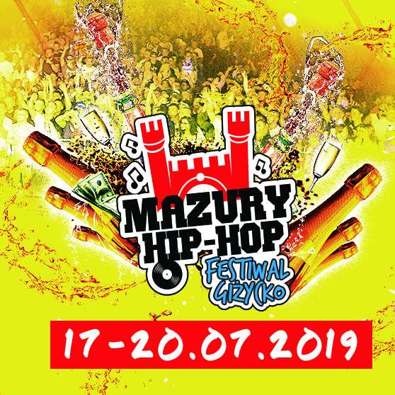 Mazury Hip Hop Festiwal 2019  - w tym roku czwarty dzień za darmo - full image