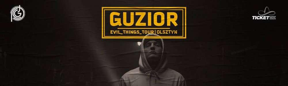 Guzior w Olsztynie - Nowy Andergrant 5.04.2019