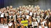 Cheerleaderki z Olsztyna są na medal!