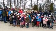 Przedszkolaki włączyły się w obchody Narodowego Dnia Pamięci Żołnierzy Wyklętych