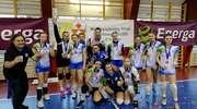 Srebrne medale siatkarek UMKS MIKRO Ełk