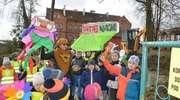 Uczniowie z Kruszewca przywitali wiosnę