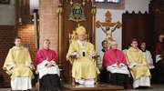 Arcybiskup udzielił dyspensy od obowiązku udziału we mszy świętej