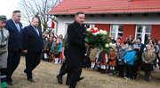 Prezydent Andrzej Duda z wizytą w Chełchach