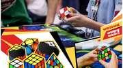 Zawody w układaniu kostki Rubika