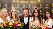 Poznaliśmy zwyciężczynię 28. konkursu Miss Warmii i Mazur [ZDJĘCIA]