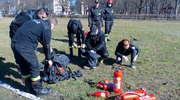 Młodzież uczy się, jak skutecznie zapobiegać pożarom [zdjęcia]