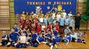 Międzyszkolny Turniej w Zbijaka klas I-III w SP1