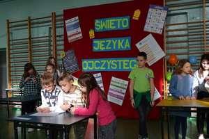 Dzień Języka Ojczystego w SP w Kowalach Oleckich
