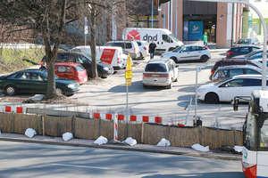 Otwarcie tego skrzyżowania sparaliżuje ruch w centrum Olsztyna?