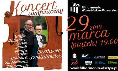 Koncert symfoniczny 29 marca