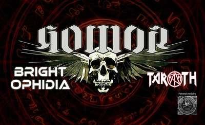 GOMOR/Bright Ophidia/Taroth - Nowy Andergrant 06.04.2019