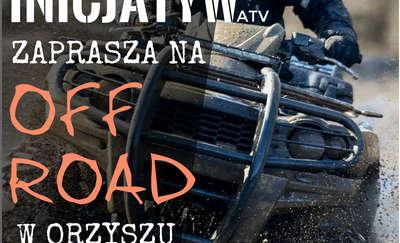Wyścigi quadów. OFF Road w Orzyszu