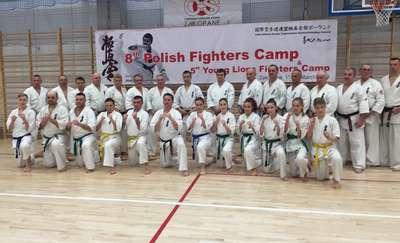 Oleccy karatecy na 8th Polish Fighter Camp w Zakopanem
