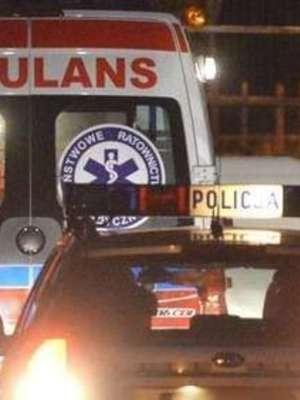 Piesza potrącona przez autobus na pasach w Olsztynie