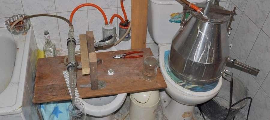 Domowa produkcja alkoholu