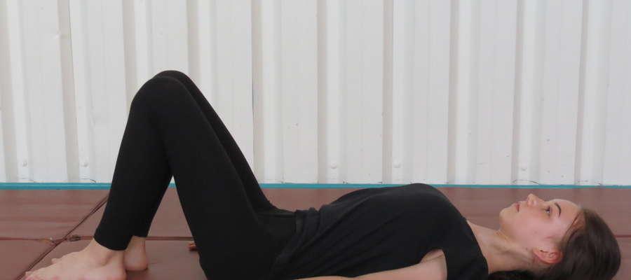 Modelka Kinga Pełka