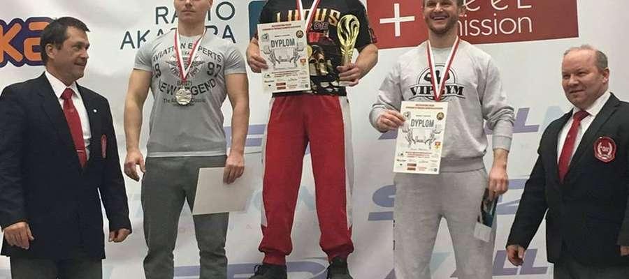 Mariusz Grotkowski kolejny raz okazał się bezkonkurencyjny