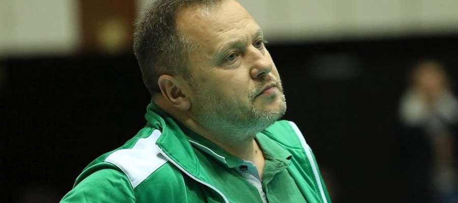 Sergiusz Salski będzie jednym z trenerów nauczycieli uczących w klasach sportowych w SP 33