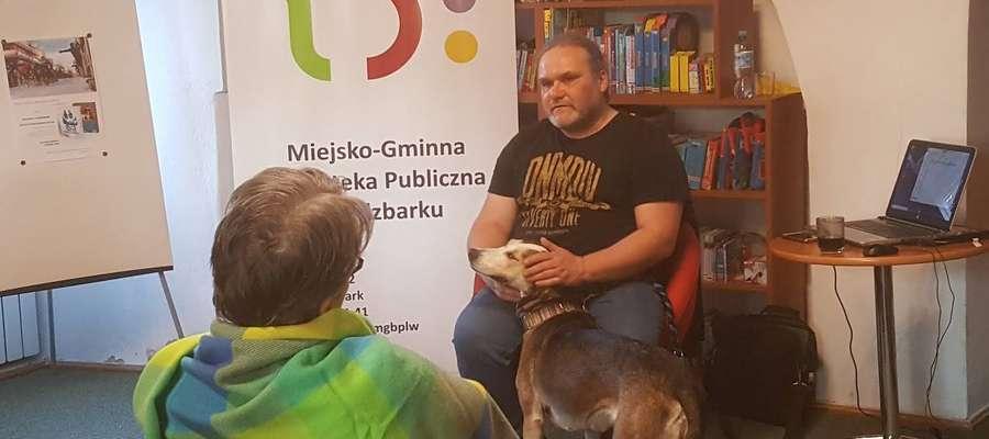 Pan Krzysztof opowiedział o przygotowaniach do wyprawy