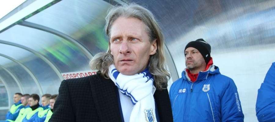 Od 19 października 2018 trenerem Stomilu jest Piotr Zajączkowski, dobrze znany w Iławie i okolicach, bo prowadził miejscowy Jeziorak w czasach jego gry w II lidze