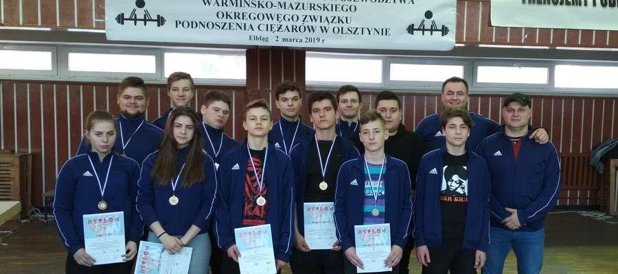 Zawodnicy i trenerzy wrócili zadowoleni z Elbląga do Kurzętnika