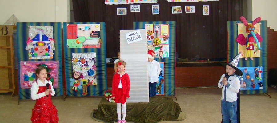 Konkurs wygrali uczniowie klasy pierwszej