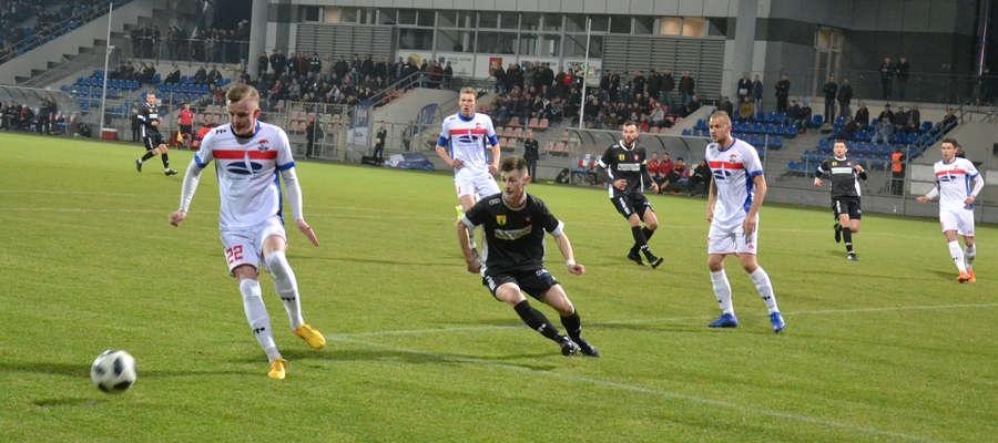 Drugi raz w tym sezonie piłkarze Sokoła byli lepsi od Kaczkana Huraganu