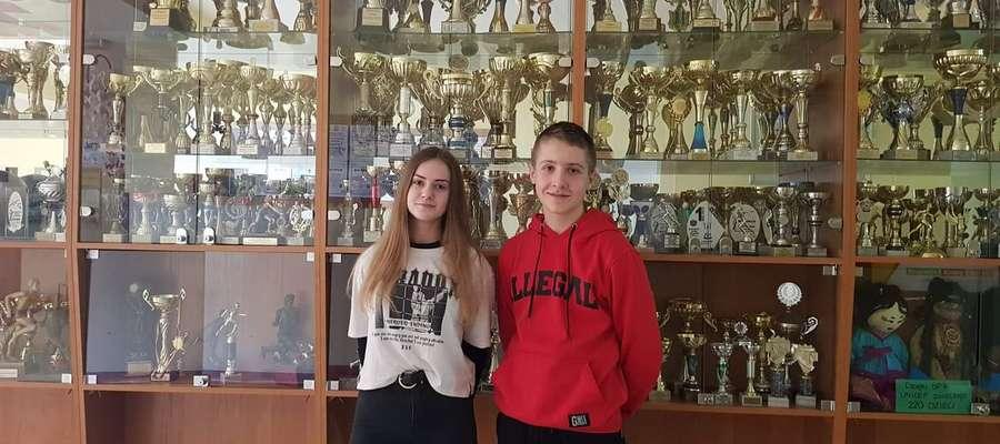 Uczniowie SP7 w Mławie zostali wyróżnieni na Gali Sportu