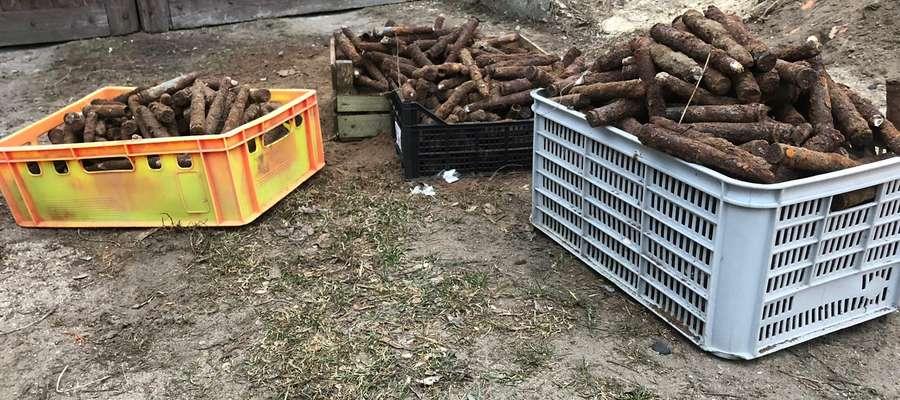 Podczas prac ziemnych w Wielbarku znaleziono 850 sztuk niewybuchów