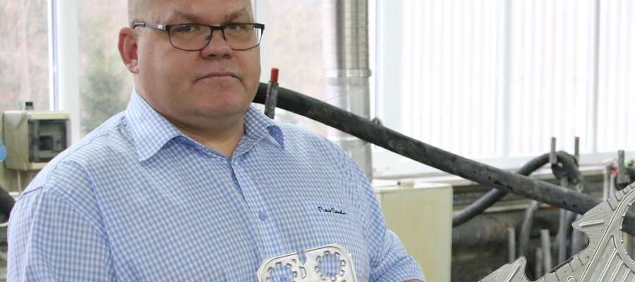— Jesteśmy jedyną firmą w regionie, i jedną z niewielu w Polsce, która posiada instalację z technologią chemicznej neutralizacji ścieków — podkreśla Krzysztof Olsiński.