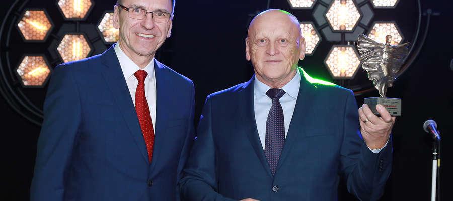Piotr Grzymowicz i Jerzy Jabłoński