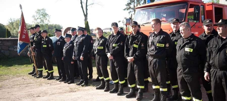 OSP Stare Juchy: czujemy wsparcie mieszkańców