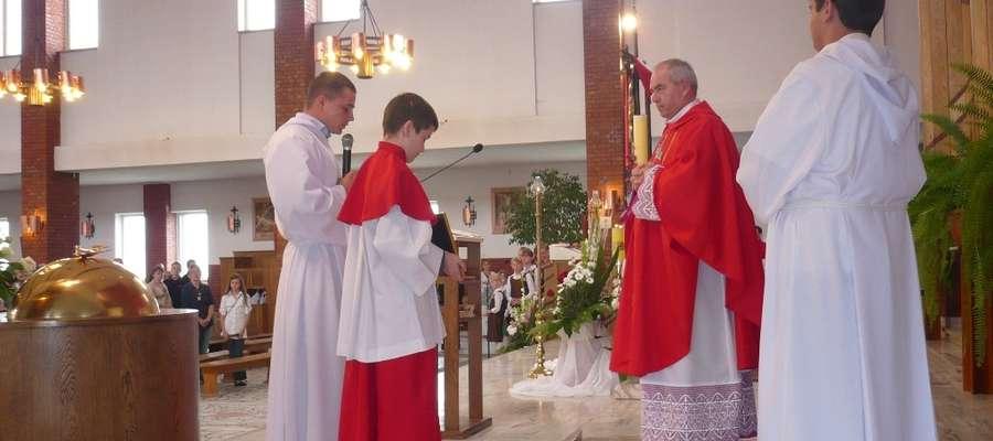Ksiądz Kazimierz Ziółkowski jest kapłanem od 38 lat