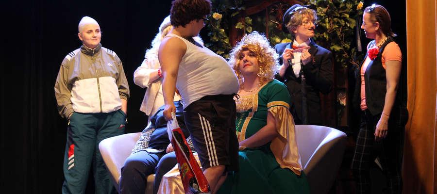 Publiczność Planety Kobiet rozbawił kabaret MOPSki.